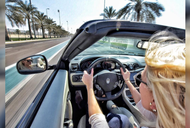Things You Must Know About Driving In Dubai