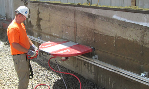 Steps to take for finding a top-rated concrete cutting company
